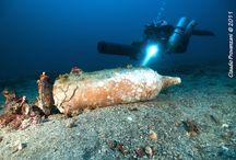 Hunting Roman Wrecks / Underwater Archaeology Exploration