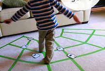 Oyun, Hareket Etkinlikleri