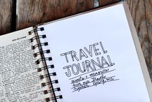 Travel journal / Beautiful ways to keep beautiful memories