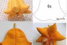 kwiat materiały