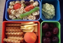 School Lunch Box Ideas / Hopefully this will inspire me and the other busy moms out there...