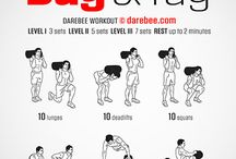 darebee workout sandbag