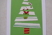 Christmas card inspiration  / by Amanda Sellers