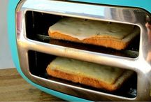 grilled cheese / by Jeannine Hrovat