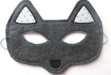 Masques et loups