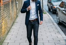 Men's wear.