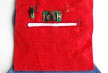 E textiles