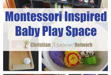 Montessori Rooms & Spaces / Montessori rooms and Montessori inspired spaces. Montessori bedrooms for children, infant Montessori bedrooms, toddler Montessori spaces, preschool Montessori work rooms and more.