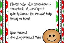 Gingerbread theme!
