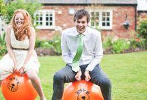 Wedding - garden games