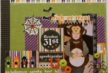 Scrapbooking / by Lisa Chamberlin Bakewell