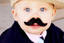 Little Mans 1st Birthday Mustache Bash :{  / by Britt West