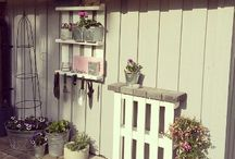 idéer till trädgården