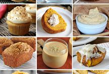 Fall/Winter food ideas / by Kimberly Hollifield