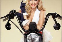 TesztMotor.hu Biker Chiks / Bikes and babes