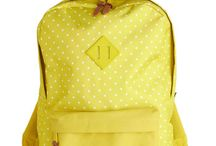 New backpack for this year