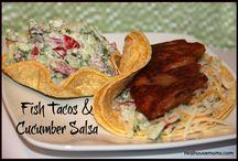 Dips and salsa