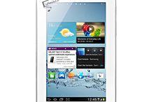 tablet / Apple & Samsung