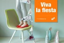 Spanish Books from Snor / 'Vive la Fête' was the first title we sold abroad and is now available in Spain and Catalan!