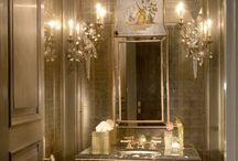 BEAUTIFUL BATHS / A beautiful bath is the ultimate luxury. / by Carol Raley Interiors