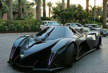 Sportovni a moderni auta