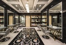 Behind the Scences / A look into our salons