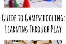 Gameschooling