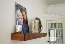 Home Decor Ideas / Decorate your home in style with these personalized home decor ideas! / by Pear Tree Greetings
