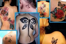 Butterfly Tattoo Ideas / Butterfly Tattoo Ideas