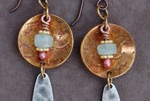 Earrings / by Marietta Napier