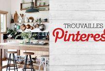 Trouvailles Pinterest: Ranger des casseroles sans armoires