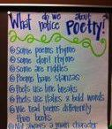Poetry Unit  / by Alexandra Rodriguez