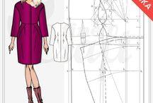 Моделирование одежды  в СorelDRAW