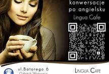 Angielski przy kawie / Swobodne rozmowy w języku angielskim przy kawie.