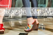 San Marino Collection × Banner / Fuses creativity and fashion imagination to deliver West African inspired shoes and accessories for the dynamic woman. What do your shoes reveal about you?