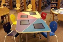 Library Design / Ideas for our new library.