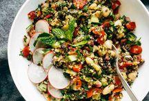 Salads/Vegan