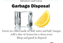 Garbage Disposal Repair / Garbage Disposal Repair, parts, care and cleaning tips