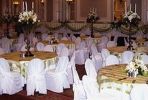 Weddings! / Table linens, napkins, table runners, chair covers and sashes for your wedding décor.
