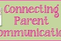 Parent Communication / by Megan Byrne