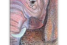 Animals: Elephants