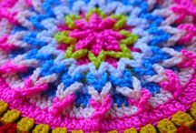 Crochet Mandala Patterns / by Debra Hanson