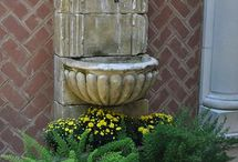 Wall Fountains / by Rachel