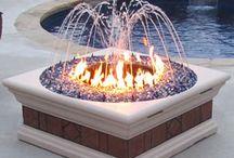 Firepit Fountain
