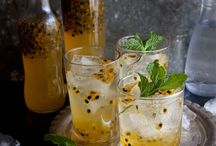 Drinks: Recipes to try.