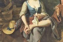 Tambourafdelingen 1680-1720