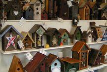 Birdhouses / by Tammy Snow Cornelius