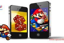 Game application development