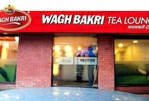 Wagh Bakri Tea Lounge. Mumbai / Wagh Bakri Tea Lounge, a place for people to meet up with over a cup of good old Chai, Wagh Bakri Tea Lounge is a pleasant break from the cliches of coffee and conversations that often surround us.
