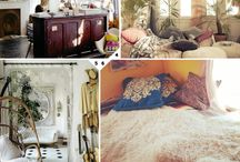 Living space / Apartment and house decor ideas